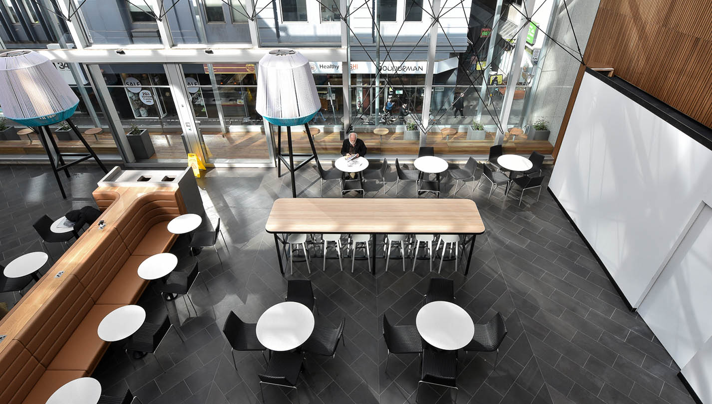 Office Fit Outs Sydney & Melbourne - Topic Interiors