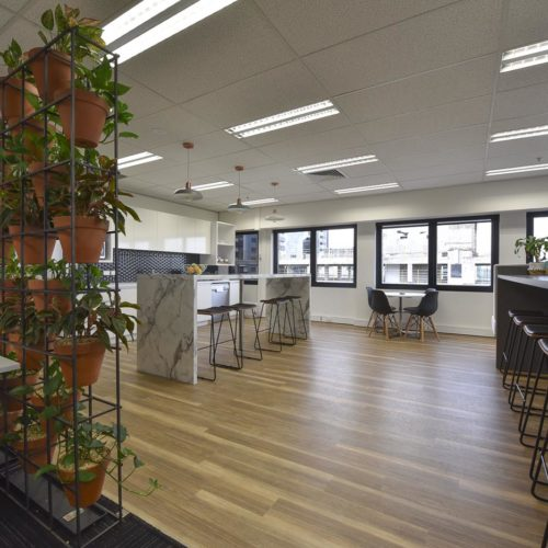 Presence of IT - Office Fit Outs - topic Interiors