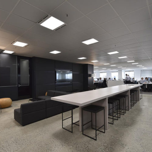 RiderLevitt - Topic Interiors Commercial Office Fitouts