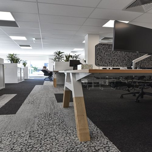 New Office Fit Out - Topic Interiors