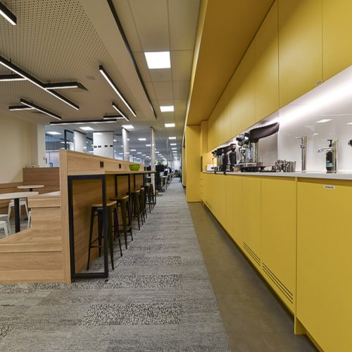 New Office Fitouts Sydney