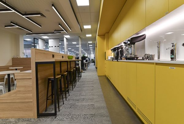 New Office Fitouts Sydney
