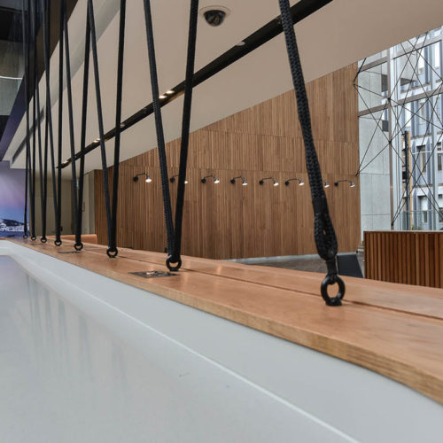 Galleria - Office Fit Outs Melbourne & Sydney - Topic Interiors