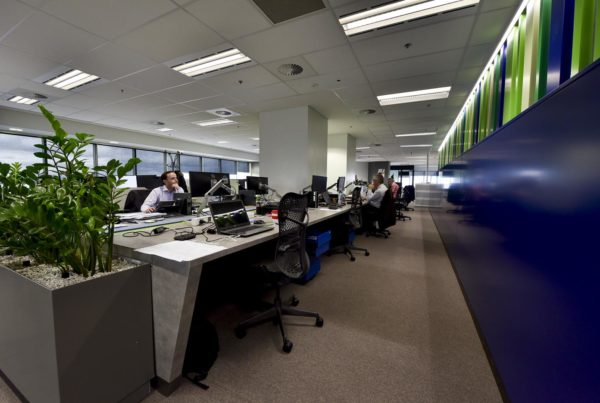 Cbus Commercial Office Fit outs - Topic Interiors Sydney & Melbourne