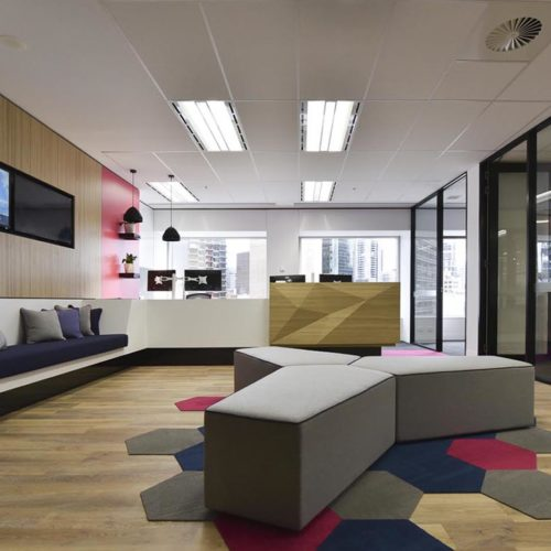 Topic Interiors - Office Fit Out Refurbishment Services Melbourne