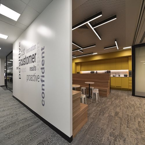 New Office Fit Out Sydney