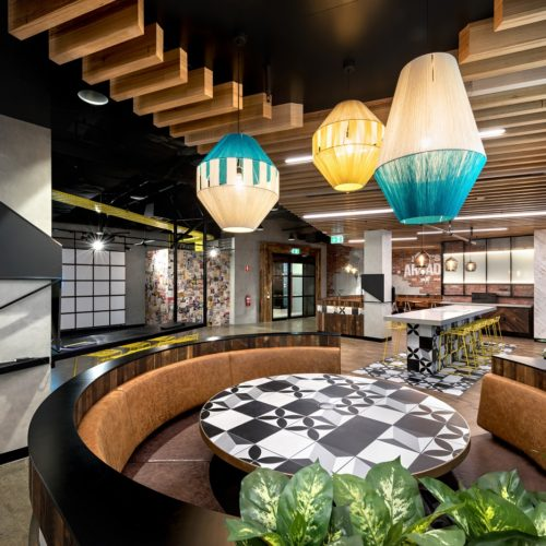 Foys Arcade Arch Commercial Fitouts - Topic Interiors
