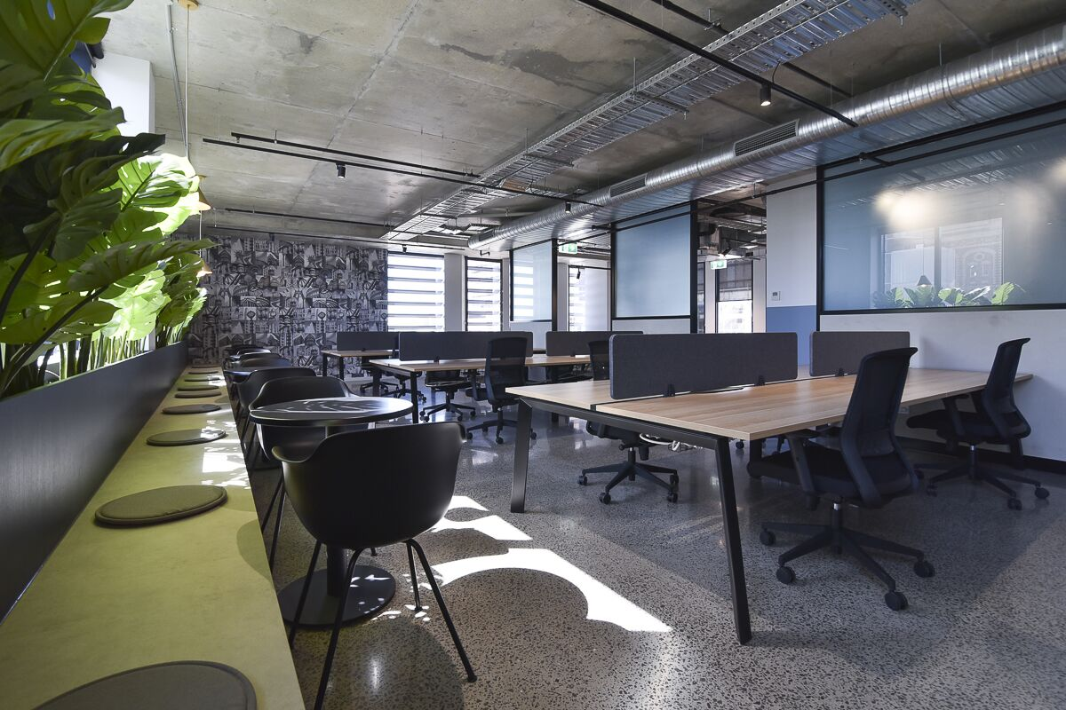ReWorked WorkSpaces